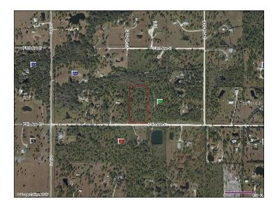 Myakka City Residential Lots & Land For Sale: E 75th Avenue