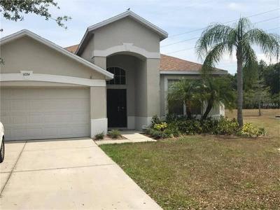 Ellenton Single Family Home For Sale: 6334 36th Court E