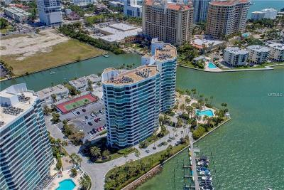 Sarasota Condo For Sale: 888 Blvd Of The Arts #1906