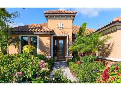 Bradenton Single Family Home For Sale: 5222 Castello Lane
