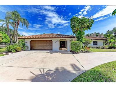 Sarasota Single Family Home For Sale: 400 Pheasant Drive