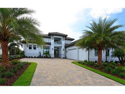 Lakewood Ranch Single Family Home For Sale: 16202 Castle Park Terrace