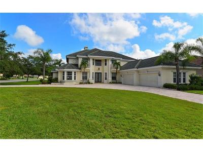 Bradenton Single Family Home For Sale: 9709 Old Hyde Park Place