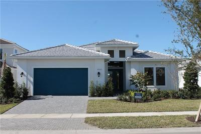 Sarasota Single Family Home For Sale: 8945 Bernini