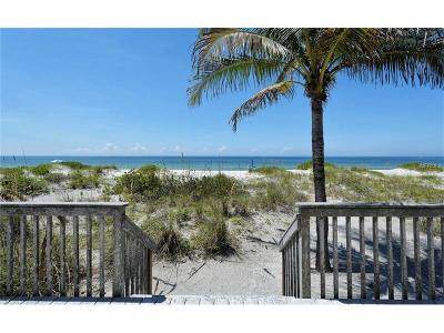 Longboat Key, Longboat Single Family Home For Sale: 2837 Gulf Of Mexico Drive