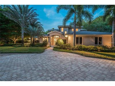 Sarasota FL Single Family Home For Sale: $849,000
