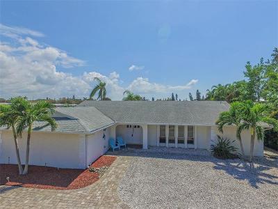 Bradenton Single Family Home For Sale: 8007 19th Avenue Drive W