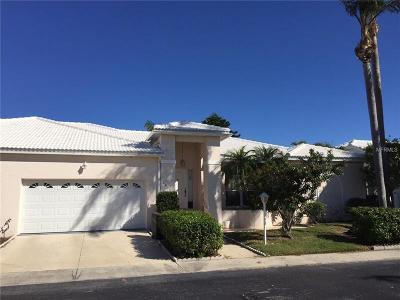 Bradenton Villa For Sale: 4903 61st Avenue Drive W