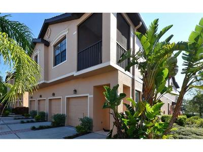 Sarasota Townhouse For Sale: 4111 Via Piedra Circle #10-203