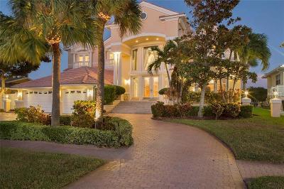 Clearwater Beach FL Single Family Home For Sale: $2,940,000