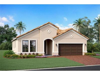 Ellenton Single Family Home For Sale: 6306 28th Court E #46