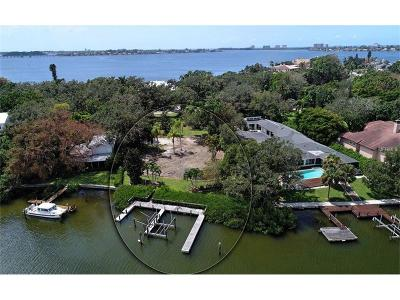 Sarasota Single Family Home For Sale: 1465 Hillview Drive