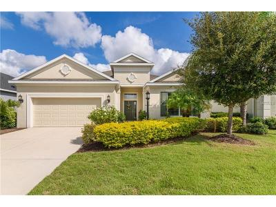 Lakewood Ranch Single Family Home For Sale: 4662 Claremont Park Drive