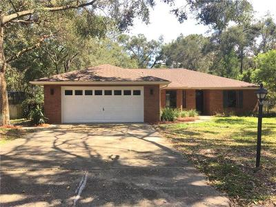 Orange City Single Family Home For Sale: 560 Marilea Court