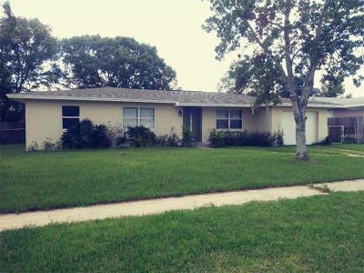Deltona Single Family Home For Sale: 1518 Gold Terrace