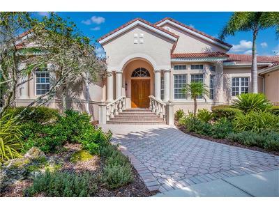 Nokomis FL Single Family Home For Sale: $895,000