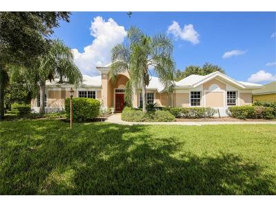 Sarasota Single Family Home For Sale: 8524 Eagle Preserve Way