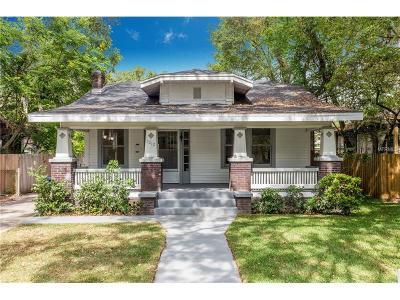 Tampa Single Family Home For Sale: 1212 E Mohawk Avenue