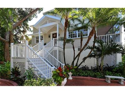 Sarasota Single Family Home For Sale: 8963 Fishermens Bay Drive