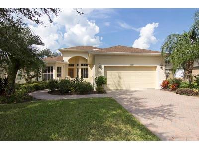 Bradenton Single Family Home For Sale: 12227 Lavender Loop