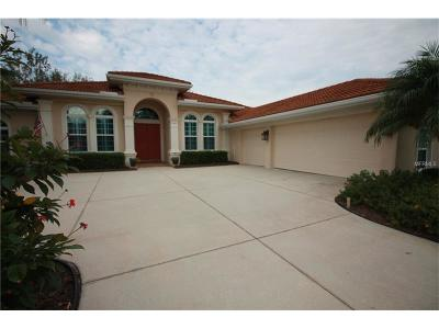Lakewood Ranch Single Family Home For Sale: 8102 Waterview Boulevard
