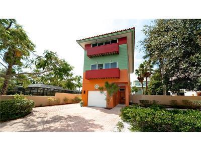 Holmes Beach Single Family Home For Sale: 2912 Avenue E