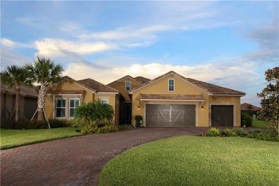 Bradenton Single Family Home For Sale: 4837 Tobermory Way