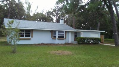 Nokomis Single Family Home For Sale: 213 Hills Road