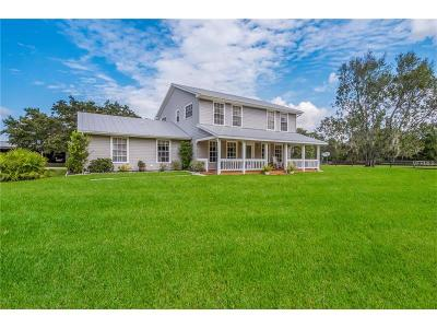 Sarasota Single Family Home For Sale: 6648 Old Ranch Road