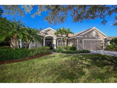 Bradenton Single Family Home For Sale: 1414 Brambling Court