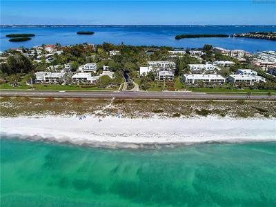 Longboat Key Condo For Sale: 835 Bayport Way #835