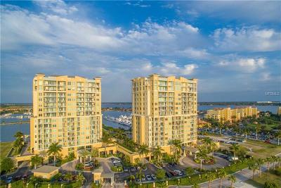 Palmetto Condo For Sale: 140 Riviera Dunes Way #803