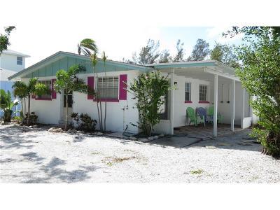 Anna Maria Single Family Home For Sale: 711 N Bay Boulevard #A