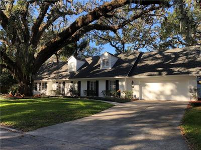 Winter Park Single Family Home For Sale: 1217 Sharon Place