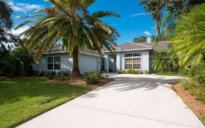Sarasota Single Family Home For Sale: 2686 Dick Wilson Drive