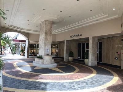 Sarasota Condo For Sale: 100 Central Avenue #B408