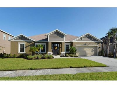 Sarasota Single Family Home For Sale: 5746 Hydrangea Circle