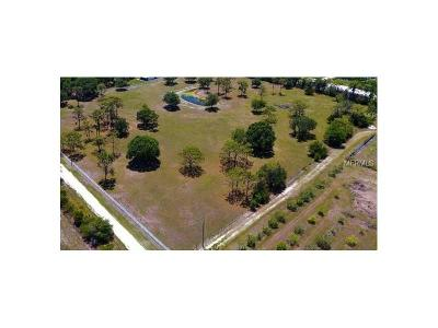 Myakka City Residential Lots & Land For Sale: 24004 69th Avenue E