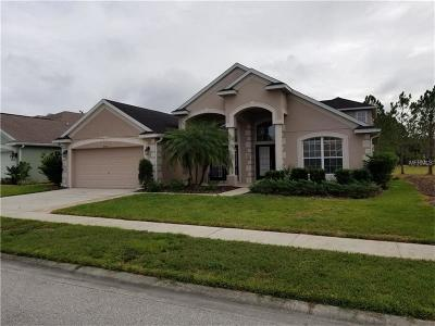 Wesley Chapel Single Family Home For Sale: 4506 Pointe O Woods Drive