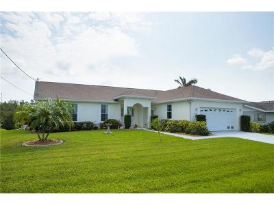 Port Charlotte Single Family Home For Sale: 5284 Early Terrace