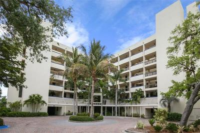 Longboat Key Condo For Sale: 2020 Harbourside Drive #426