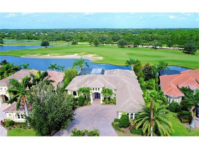 Lakewood Ranch Single Family Home For Sale: 12625 Deacons Place