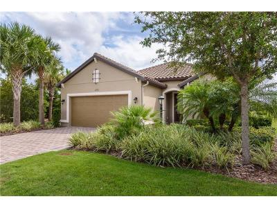 Bradenton Single Family Home For Sale: 12703 Del Corso Loop