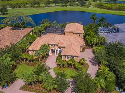 Sarasota Single Family Home For Sale: 3355 Founders Club Drive