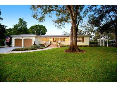 Sarasota Single Family Home For Sale: 7331 Westmoreland Drive