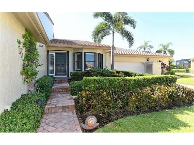 Longboat Key Villa For Sale: 2311 Harbour Oaks Drive