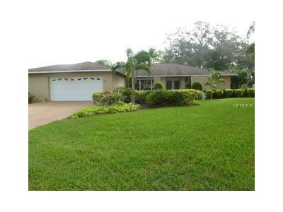 Sarasota Single Family Home For Sale: 4821 Palm Aire Drive