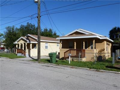 Bradenton Multi Family Home For Sale: 312 10th Avenue Drive W