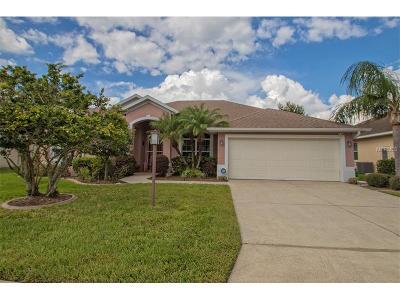 Ellenton Single Family Home For Sale: 5712 31st Court E