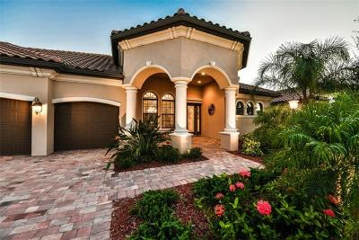 Bradenton Single Family Home For Sale: 13416 Swiftwater Way